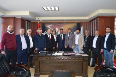 İLK MECLİS TOPLANTISI GERÇEKLEŞTİRİLDİ...