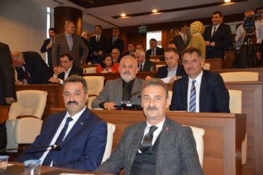 TRABZON BÜYÜKŞEHİR BELEDİYESİ İLK MECLİS TOPLANTISI GERÇEKLEŞTİ...